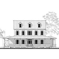 palmetto bluff river house variation house plan 063233 design