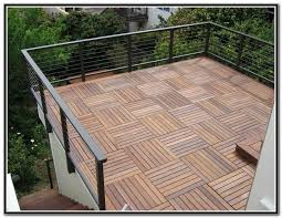 Patio Deck Tiles Rubber by Patch Boon All About Grass