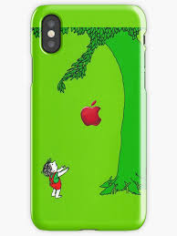 the giving tree apple iphone cases skins by ujin2010 redbubble