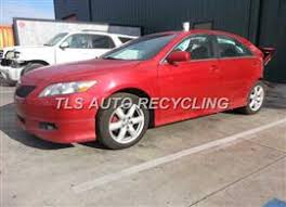 Toyota Camry Interior Parts Parting Out 2009 Toyota Camry Stock 4018yl Tls Auto Recycling