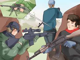 how to do airsoft 15 steps with pictures wikihow