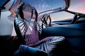 lexus rx300 driver s seat lexus u0027 wild kinetic seat concept uses synthetic spider silk