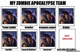 League Of Draven Meme - ping west coast player experience