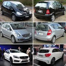 Modified A Class Mercedes File Mercedes Benz A Class Timeline Jpg Wikimedia Commons