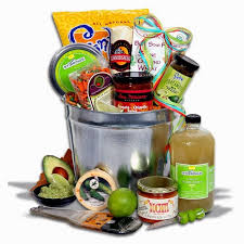 margarita gift basket thanks mail carrier celebrate grandparents day with