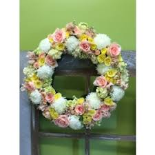 sympathy and funeral wreaths hearts and crosses bourne florist