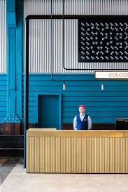 Reception Desk Sydney by Ovolo Woolloomooloo By Hassell Sydney Bald Hairstyles And Interiors