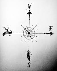 Simple Tattoo Ideas For Guys Best 20 Simple Compass Tattoo Ideas On Pinterest Simple Compass