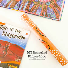 diy recycled didgeridoo iddle peeps