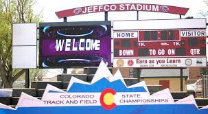 notes jeffco stadium u0027s new videoboard freeland top prospect
