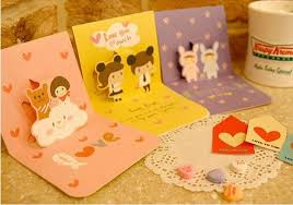 cards for friends impressive handmade 3d cards for friends trendy mods