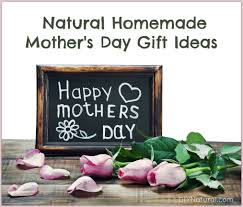 natural homemade mother u0027s day gifts to give this year