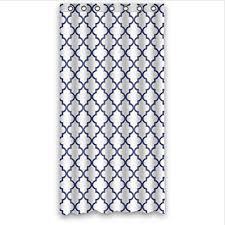 the blue line design home decor font curtain moroccan tile shower