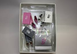 hallmark 2005 step out in style ornament set qxe2362