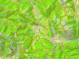 Hiking Maps Digital Gps Hiking Maps Of Italy For Garmin