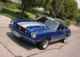 mustang 1975 cobra 1975 ford mustang cobra ii review
