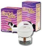 Comfort Zone With Feliway July 2006 Animal Radio Newsletter