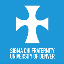 bentley college logo sigma chi fraternity at the university of denver home facebook