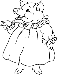 hd wallpapers olivia pig printable coloring pages