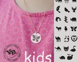 rose gold animal necklace images Vintage branding co jpg