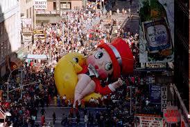 macys thanksgiving day parade video macy u0027s thanksgiving day parade through the years photos abc news
