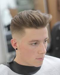 Very Classy The Fade Hairstyles Hommes Men S Fashion Style