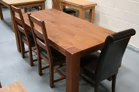 Solid Oak Extending Dining Table And 6 Chairs Fresh Oak Dining Table Set 26253