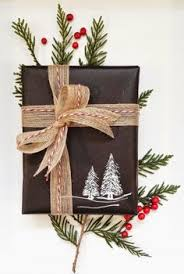 rustic christmas wrapping paper 40 christmas decorations ideas bringing the christmas spirit into