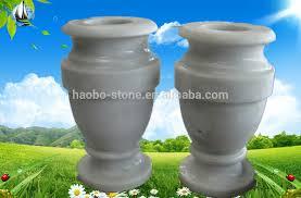 Flower Vase For Grave Marble Vases For Cemetery Marble Vases For Cemetery Suppliers And