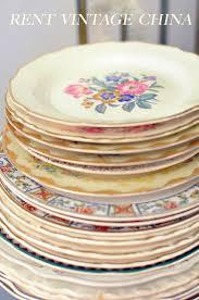 mismatched plates wedding vintage plates for wedding tbrb info