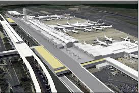 Portland Airport Terminal Map by Reagan National Airport Gets 1 Billion Revamp On 75th Birthday