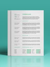 design resume templates 25 more free resume templates to help you land the