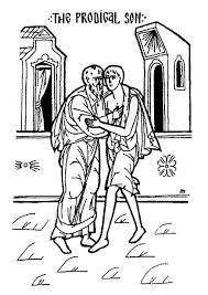 cbcsg byzantine coloring books sunday gospels st joseph