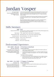 Sample Executive Resumes by Sample It Resumes Resume For Your Job Application