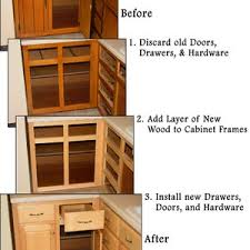 refacing cabinets near me how to reface kitchen cabinets doityourself com