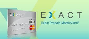 mastercard prepaid debit card exact prepaid mastercard