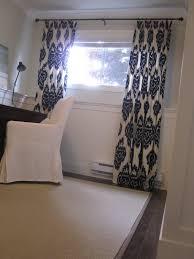 Basement Window Curtains Basement Window Well Curtains Curtain Rods And Window Curtains