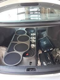 custom nissan maxima 2008 ny custom rear deck with speakers 5th and 5 5 gen maxima maxima