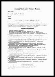 Creative Sample Resume by Resume Sample Daycare Resume