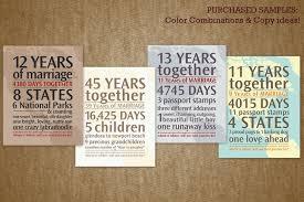 45 year anniversary gift anniversary gifts picmia