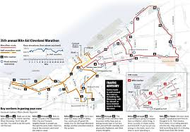 Sf Marathon Map More And More Senior Runners Finding Their Stride In Cleveland