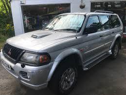 used mitsubishi shogun sport cars for sale drive24
