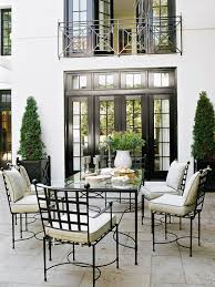 Gracious Living Chairs Gracious Outdoor Dining And Entertaining Traditional Home