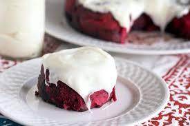 red velvet rolls with cream cheese frosting tasty kitchen a