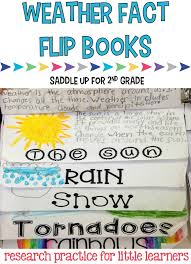 all about weather saddle up for second grade