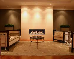 contemporary gas fireplaces u2014 valley fire place inc