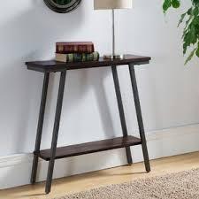 Sofa Table With Stools Distressed Finish Console U0026 Sofa Tables You U0027ll Love Wayfair