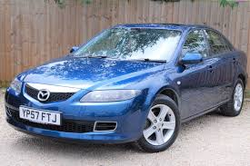 2007 mazda 6 ts2 2 0 manual diesel blue cars under â 500