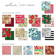 sided christmas wrapping paper hallmark roll wrap sam s club