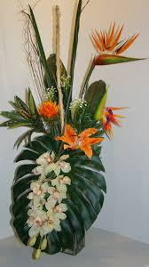 Silk Floral Arrangements Silk Tropical Flower Arrangements Silk Floral Arrangements